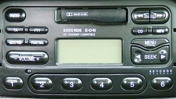 remove 5000 rds radio